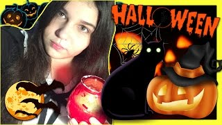 Halloween DIY / Как украсить комнату / Делаем тыквы / Свечи / Happy Halloween