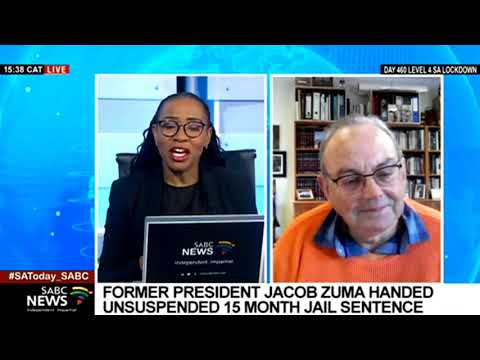 Analysis of Constitutional Court's ruling on Zuma: Adv. Paul Hoffman