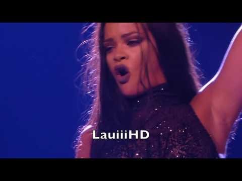 Rihanna - Man Down/Rude Boy/Work - Live in...