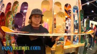 2011 arbor westmark snowboard sia denver easyloungin