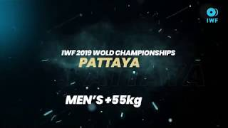 Top 5 Lifts - 55KG | 2019 IWF World Championships, Pattaya, Thailand