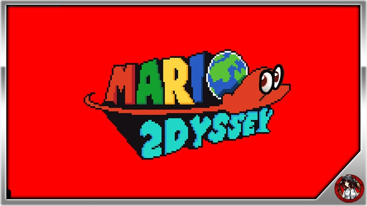 Download Now Super Mario Odyssey 2d Pc Mario 2dyssey Fangame
