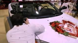 Свадебный кабриолет, фото на кабриолете, прокат кабриолета, кортеж