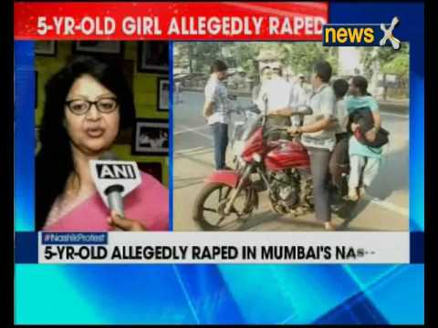 Nasik: Massive protests after 5-year-old girl allegedly raped by 16-year-old, CM appeals for peace