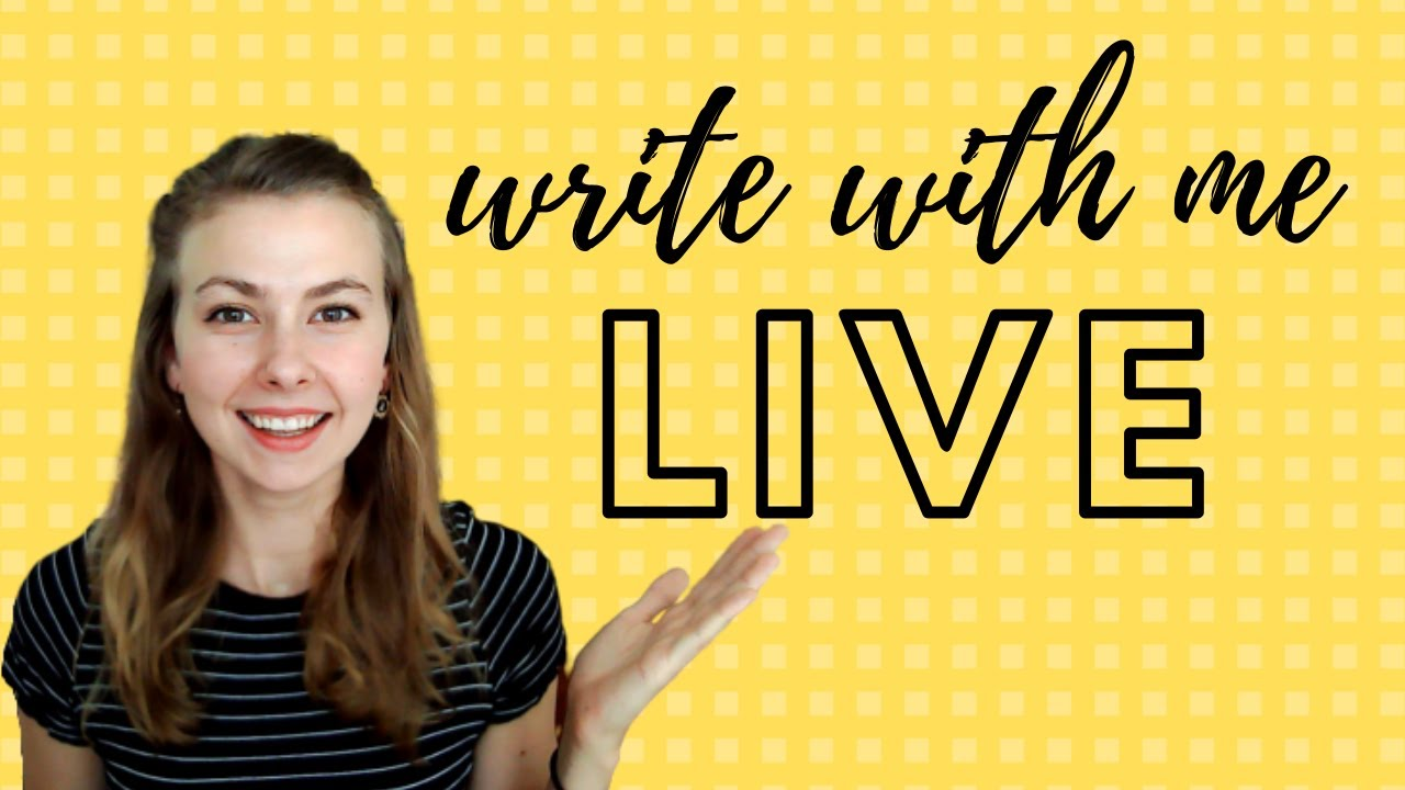 Write With Me - LIVE - Writing a Medium blog post live + Q&As along the way!