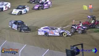 Dirt Track Racing Lake of the Ozarks Speedway USRA B Mods