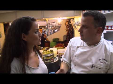 Fish market at La Goulette and cooking lesson with a Chef - True Tunisia / season 1 (episode 13)
