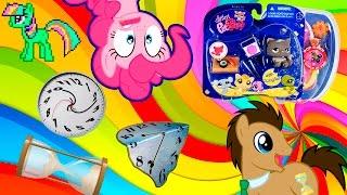 ОПАСНО! РАССЕЛ ПОПАЛ ВО ВРЕМЕННУЮ ЯМУ! My Little Pony Мультик от Kiwi Show
