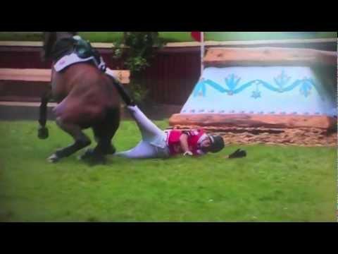 HORSE FALLS - How Far Is Too Far ?