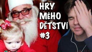 Vánoční infarkt snadno a rychle! - Hry mého dětství #3 - Santa Claus in Trouble