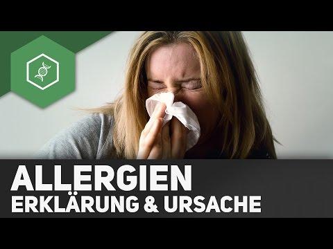 Allergien - Erklärung, Symptome und Ursachen ● Gehe auf SIMPLECLUB.DE/GO & werde #EinserSchüler