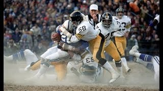 1976 AFC Playoffs - Pittsburgh Steelers at Baltimore Colts