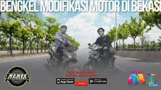 Bengkel Modifikasi Motor di Bekasi MOMOD SPEEDSHOP
