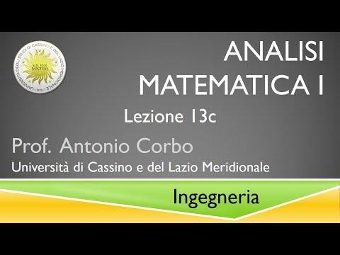 Analisi Matematica I Lezione 13c