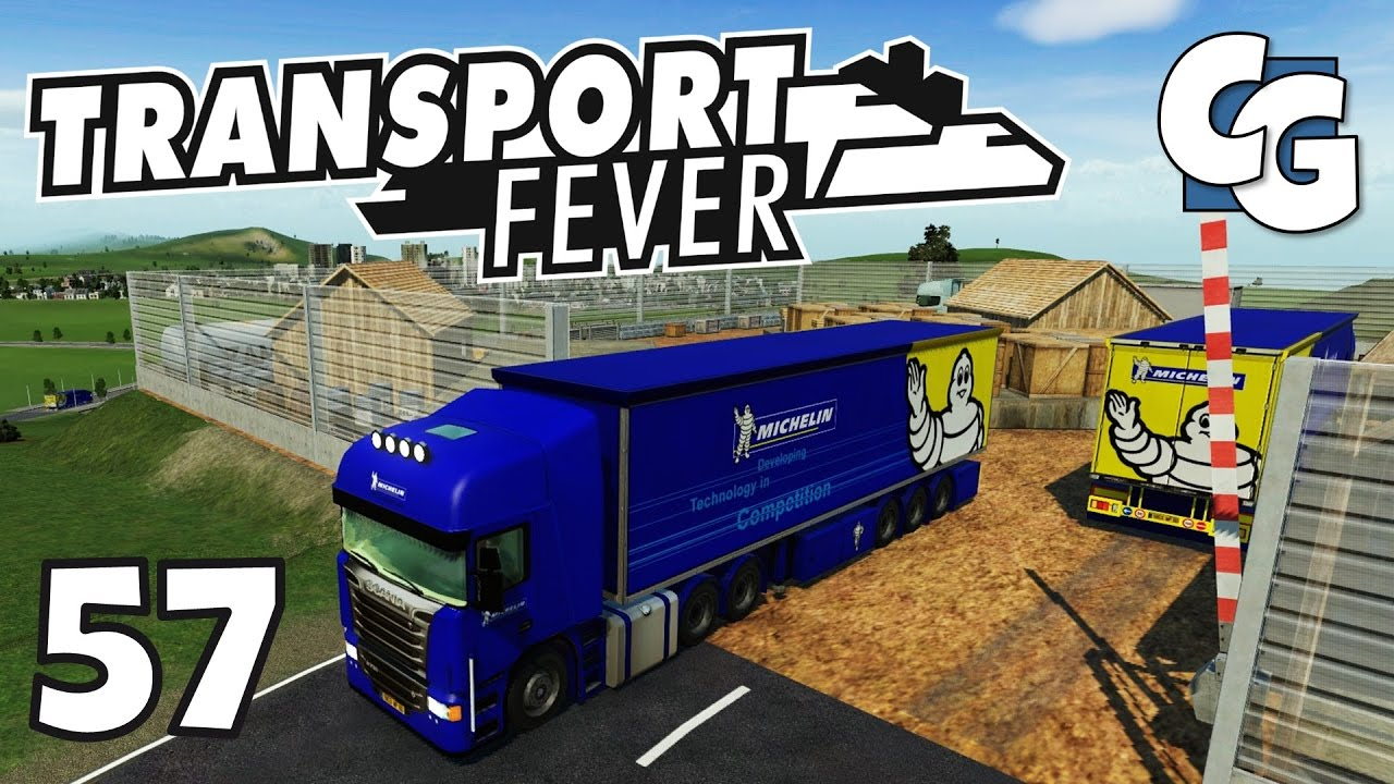 Transport Fever - Ep. 57 - Freight Optimizations ...