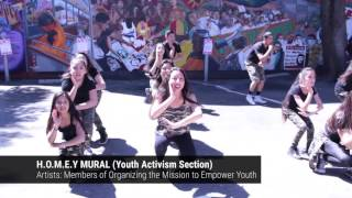 Baile en la Calle: The Mural Dances 2016