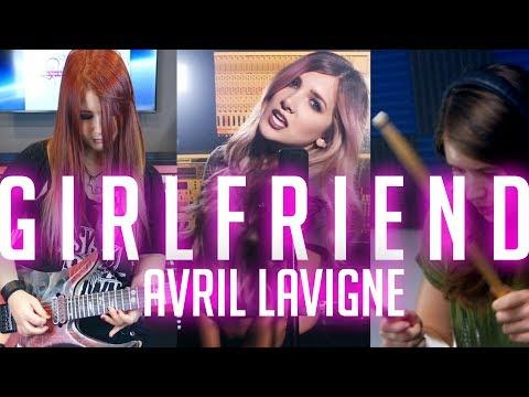 Avril Lavigne - Girlfriend - ALL GIRL BAND - Halocene The Kays JJs One Girl Band