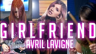 Avril Lavigne - Girlfriend - ALL GIRL BAND - Halocene, The Kays, JJ's One Girl Band