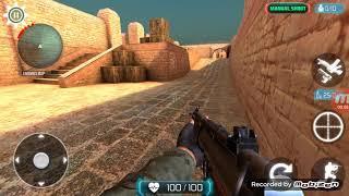 Counter terrorist gameplay level 3