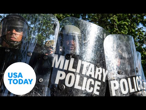 Demonstrations, civil unrest continue over George Floyd's death in police custody (LIVE) | USA TODAY