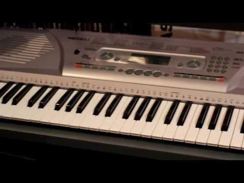 Medeli M10 short video overview demo song