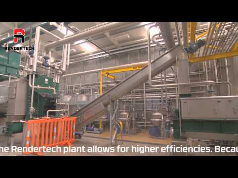 Lorneville Alliance Rendering Plant Tour - Featuring Rendertech Plants