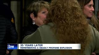 Remembering 35th anniversary of Buffalo propane explosion