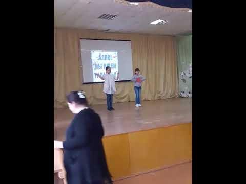 Танец ,, наверноепотомучто ,, номер школы 42