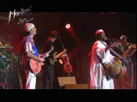 Santana feat  Mory Kante 'Yeke Yeke'