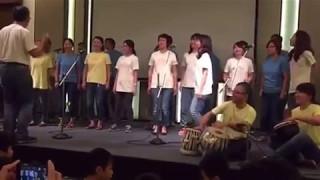 Balleilakka - チェンナイ合唱部 - チェンナイ日本人会総会 20170423
