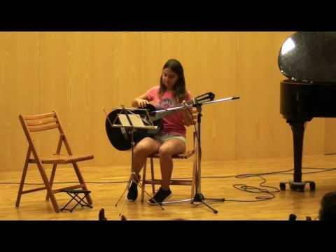 Concert Escola de Música de l'Escola Bertran 2016