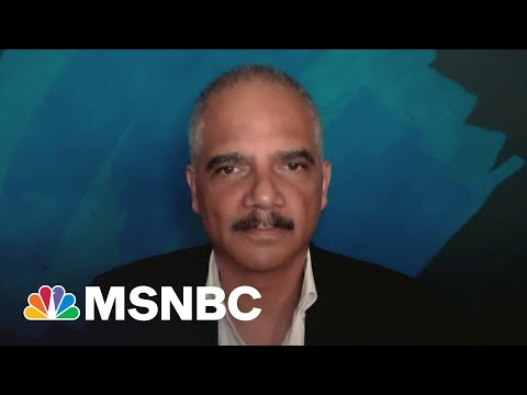 Eric Holder: 'There Is Still A Fight' For Dems Against GOP Gerrymandering