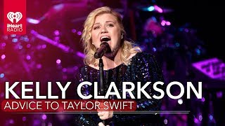 Kelly Clarkson's Advice To Taylor Swift | Fast Facts