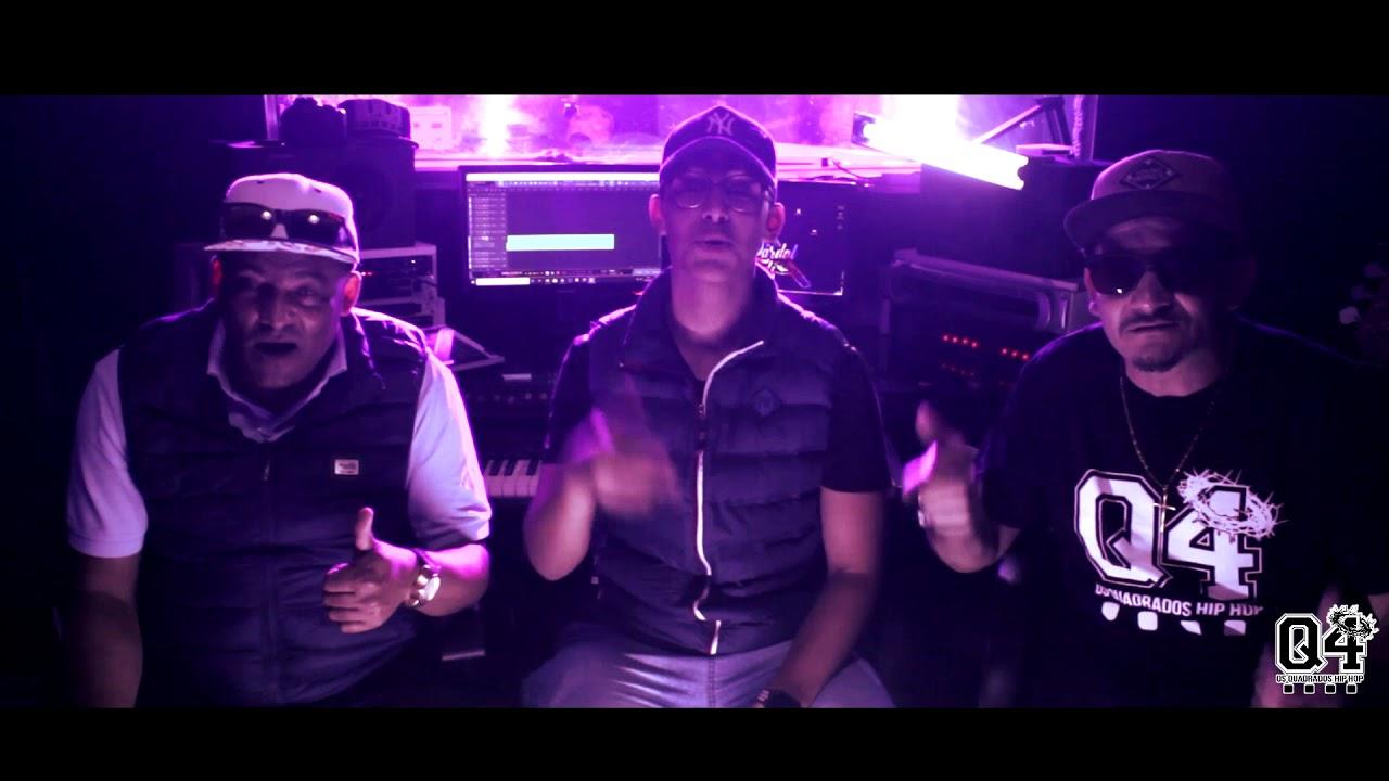 Os Quadrados #rapgospel #trapgospel #banda #hiphop #lançamemto