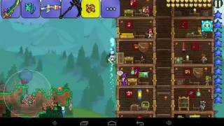 Terraria Mobile Exclusive Boss! Turkor the Ungrateful!!