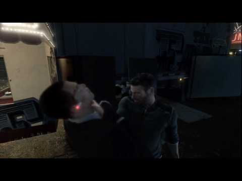Splinter Cell Conviction Gameplay Trailer Stealth_Hand_to_hand_kills
