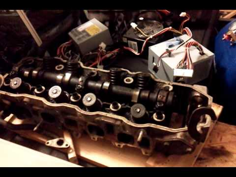 1988 Toyota 22re headgasket replacement