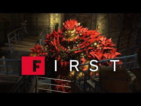 Meet the Team Behind Knack 2 - IGN First