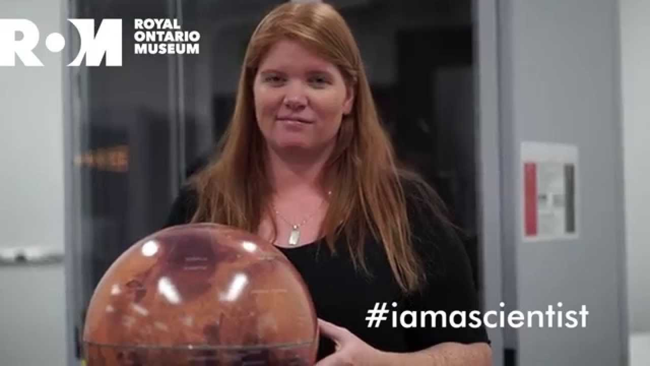 ROM Scientist: Kim Tait