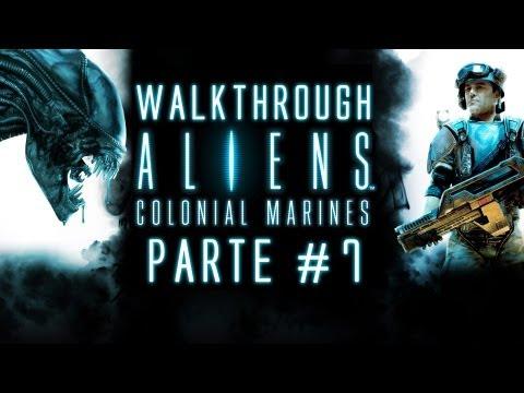 """[G4G] Aliens Colonial Marines - Walkthrough Español Parte 7 - Mision 5-2 """"El Cuervo"""""""