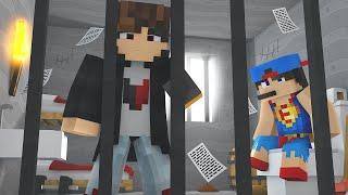 Minecraft: ZOOLÓGICO - FICAMOS PRESOS! - ‹ JUAUM › #02