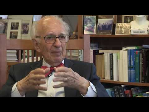 Eric Kandel - Cell accepts my article for publication (41/80)