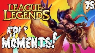 League of Legends Epic Moments - Level 1 Power, Save The Dragon, Comeback Minion