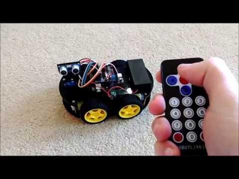 5x IR Infrarot Hindernisvermeidung Sensor Modul Für Arduino Smart Car RobotRSDE