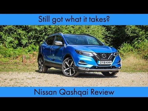 Has It Still Got What It Takes? Nissan Qashqai 2018 Review