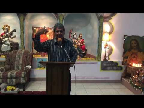 Celebrating Christ Message 2016 ~ Mr. Errol Jaikaransingh