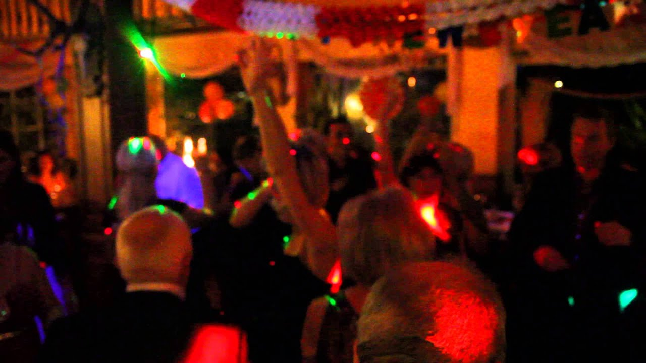 Restaurant Waldschänke Kiel - Silvester Gala 2013 - YouTube