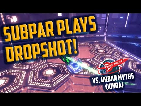 Rocket League DROPSHOT highlights with Doomsee, Sebadam & Bluey