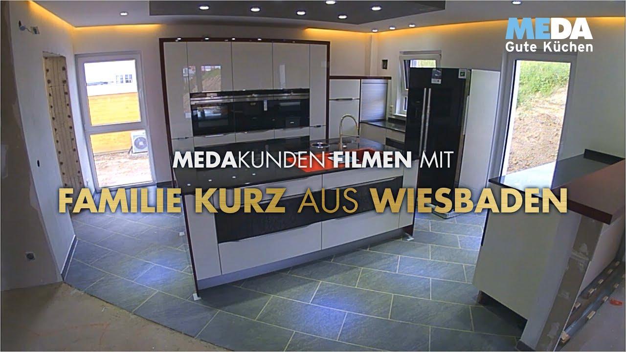 Meda Küchen meda kunden filmen mit familie kurz aus wiesbaden