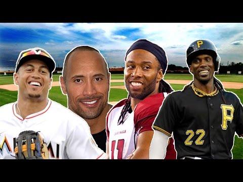 MLB Stars Name Their Celebrity Lookalikes!